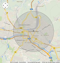 Lokale Suchmaschinenwerbung in Saarbrücken