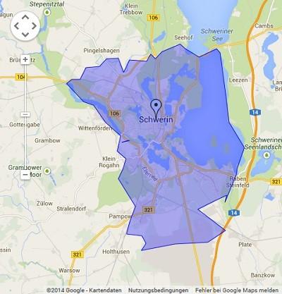 Onlinewerbung in Schwerin