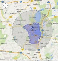 Regionale Suchmaschinenwerbung in Schwerin
