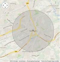 Lokale Suchmaschinenwerbung in Solingen