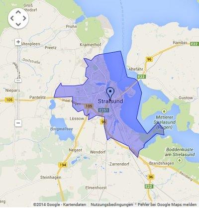 Onlinewerbung in Stralsund