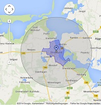 Regionale Suchmaschinenwerbung in Stralsund