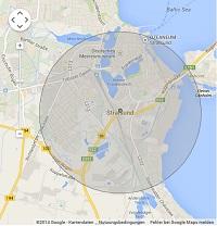 Lokale Suchmaschinenwerbung in Stralsund
