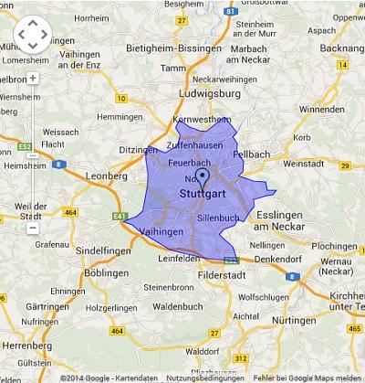 Onlinewerbung in Stuttgart