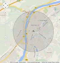 Lokale Suchmaschinenwerbung in Trier