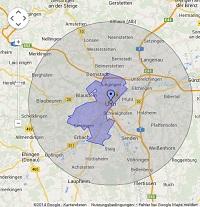 Regionale Suchmaschinenwerbung in Ulm