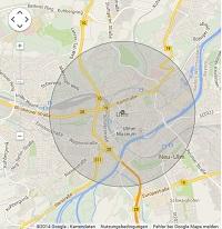 Lokale Suchmaschinenwerbung in Ulm