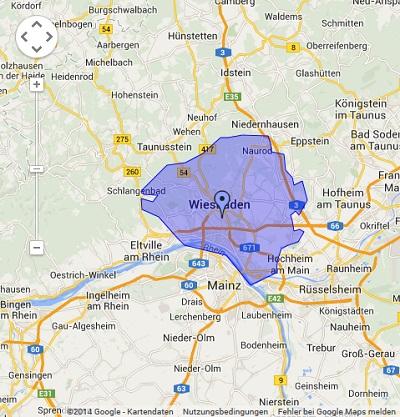 Onlinewerbung in Wiesbaden