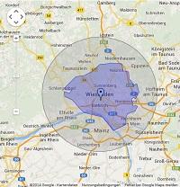 Regionale Suchmaschinenwerbung in Wiesbaden