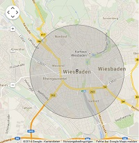 Lokale Suchmaschinenwerbung in Wiesbaden
