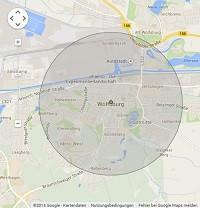 Lokale Suchmaschinenwerbung in Wolfsburg