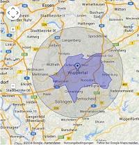 Regionale Suchmaschinenwerbung in Wuppertal