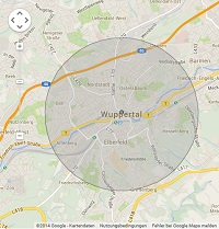 Lokale Suchmaschinenwerbung in Wuppertal