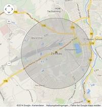 Lokale Suchmaschinenwerbung in Zwickau