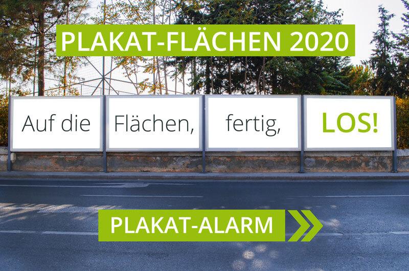 Plakate für 2020