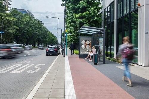 City Light Poster - Beispiel