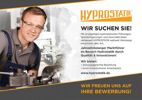 HYPROSTATIK Schönfeld GmbH