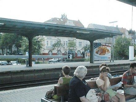 Bf Bad Godesberg,Bahnsteig, Gleis 1, 53173, Bad Godesberg