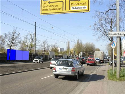 Frankfurter Str. geg.  89, 64293, Innenstadt