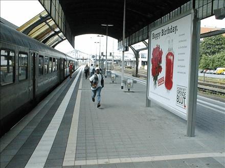 Hbf, Bahnsteig,Gleis 4, 64293, Innenstadt