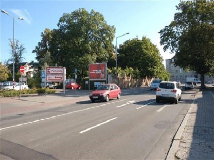 Wolfgangstr 14 /Kaufland/rts von Einfahrt (quer zur Str), 06844, Innenstadt