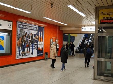 Passage Königshof/Königswall Zugang Bhf Center, 44137, Innenstadt