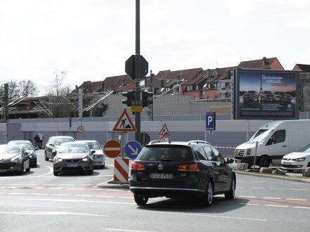 Güterbahnhofstr./Nägelbachstr. CS We.re., 91052, Rathausplatz