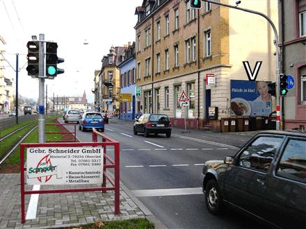 Schwarzwaldstr.  / Talstr. 84, 79102, Stadt