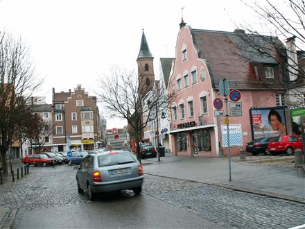 Holzmarkt   9 li/Georg-Oberhäußer-Str gg, 85049, Stadtmitte