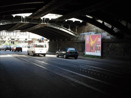 Neusser Str./Am Hbf/Brücke, 47805, Innenstadt