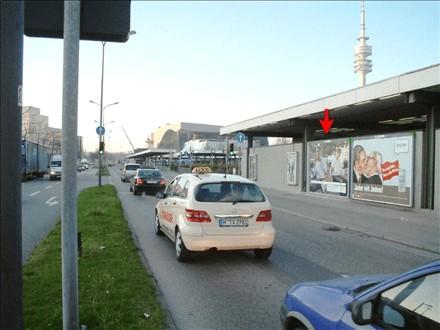 Olympiazentrum/Lerchenauer Str. geg. BMW li., 80809, Milbertshofen-am Hart