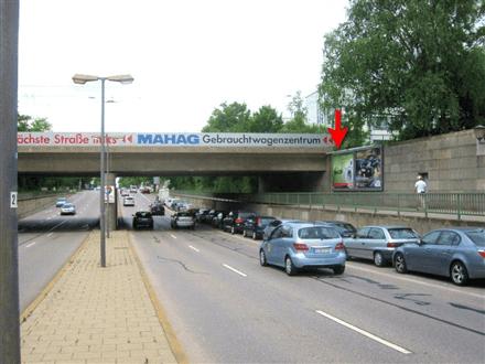 Schleißheimer Str. vor Ufg. saw. re., 80809, Milbertshofen-am Hart