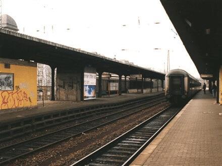 Hbf, Bahnsteig,Aufzug Gleis 5, 63065, Innenstadt