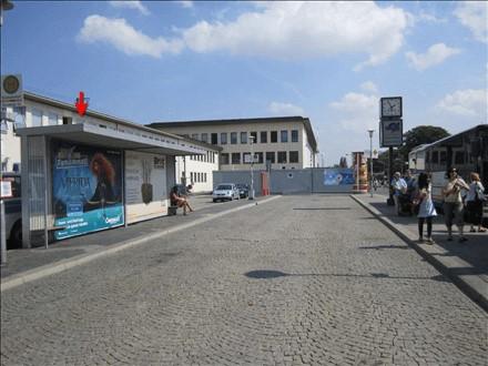 Hbf, Vorplatz,Busbahnhof,Bussteig 12, 97070, Altstadt