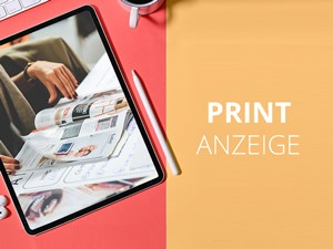 Kreation Printanzeige - Basispaket