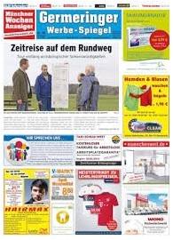 Werbung im Münchner Wochenanzeiger