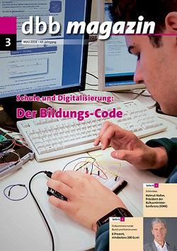 Werbung in DBB-Magazin