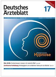 Werbung im Deutschen Ärzteblatt