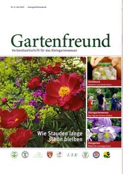 Werbung in Gartenfreund