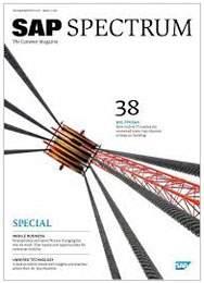 Werbung in der SAP Spectrum
