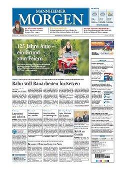 Werbung in Mannheimer Morgen