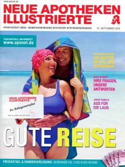 Werbung in Neue Apotheken Illustrierte