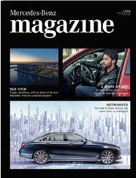 Werbung in der Mercedes