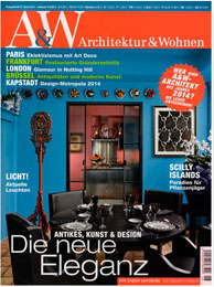 a&w - architektur und wohnen - anzeigenpreise, formate, mediadaten - Architektur Und Wohnen