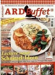 Werbung in ARD Buffet