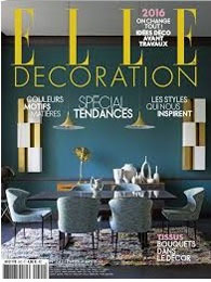 Werbung in ELLE Decoration