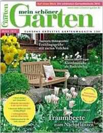 Werbung in 'Mein schöner Garten'