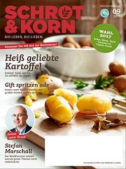 Werbung in Schrot & Korn