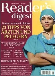 Werbung in 'Readers Digest'