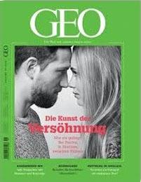 Werbung im Geo Magazin
